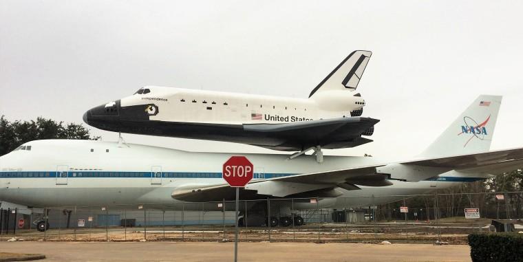 Nasa Spacecraft-Texisms-USMexpats.wordpress.com-Texas-Houston-Webster-Space-Science-Technology