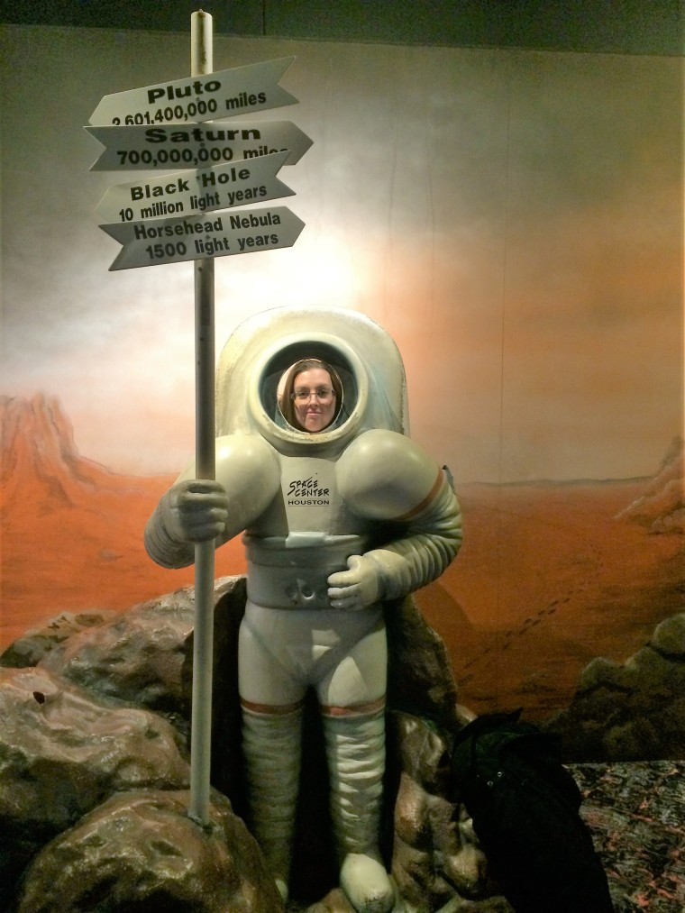 Nasa Patty spacesuit