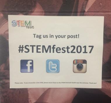 #STEMfest2017 reminder USMexpats.wordpress.com