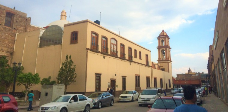 San Luis Potosi catedral church USMexpats