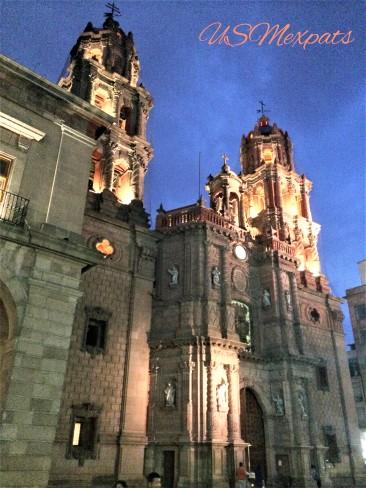San Luis Potosi Catedral de Metropoitana de San Luis Rey King San Luis Metropolitan Cathedral USMexpats