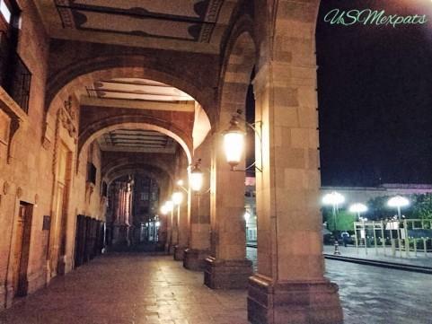 San Luis Potosi historical architecture USMexpats